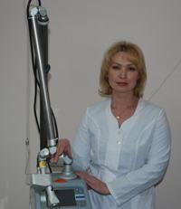 Каммер Татьяна Владимировна, врач-дерматокосметолог